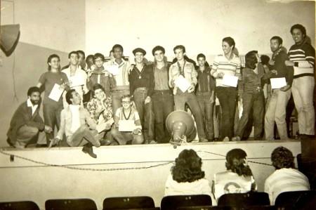 Teatro no Centro Educacional