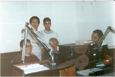 Entrevista com Magela, Vaccari, Gilson e Chico Franco