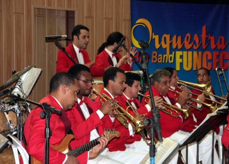 Orquestra Big Band Funcec 1