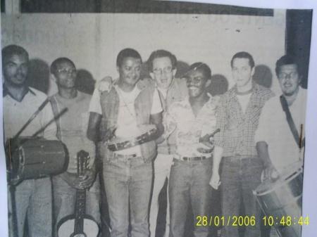 Afilhados do Sereno e Luciano Lima Festival da Canção