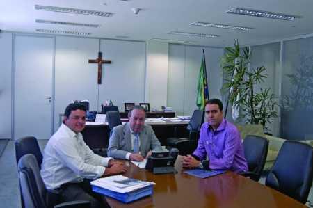 Gabinete Danilo - Divulgação SEGOV