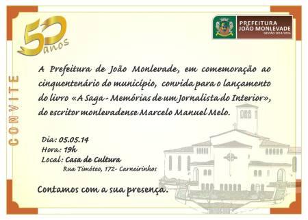 Convite Lançamento II