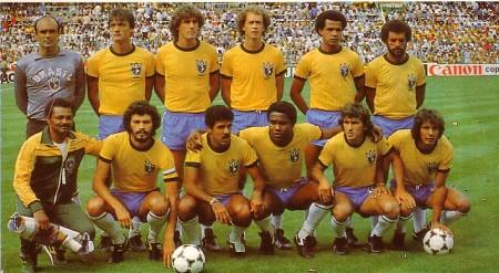 Seleção de 82