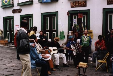 Música no Rua da Quitanda