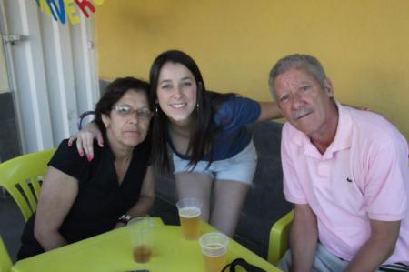 Piteco e família