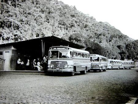 Antiga Rodoviária Beira Rio
