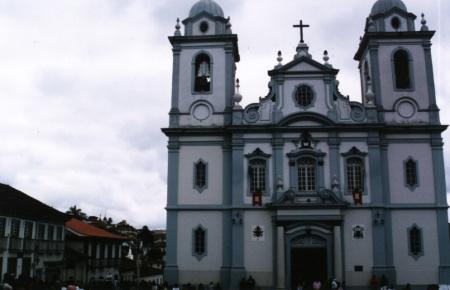 A Catedral e a Rua Direita