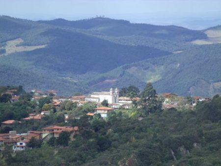 Vista da Serra do Buieieié